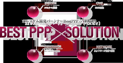 ITシステム開発パートナー BestPPP(ベスピィ)
